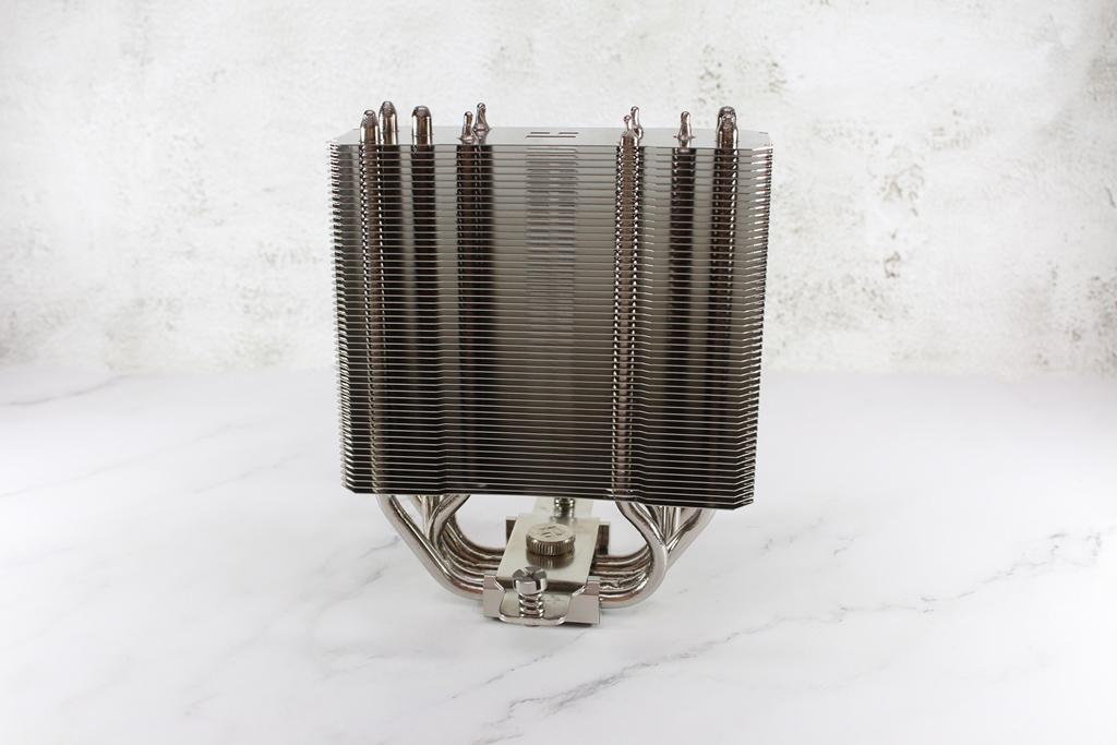 索摩樂Thermalright TR-TA 120 EX塔型散熱器-小塔能耐不容小覷7593