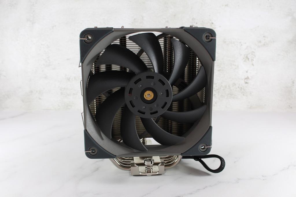 索摩樂Thermalright TR-TA 120 EX塔型散熱器-小塔能耐不容小覷3632