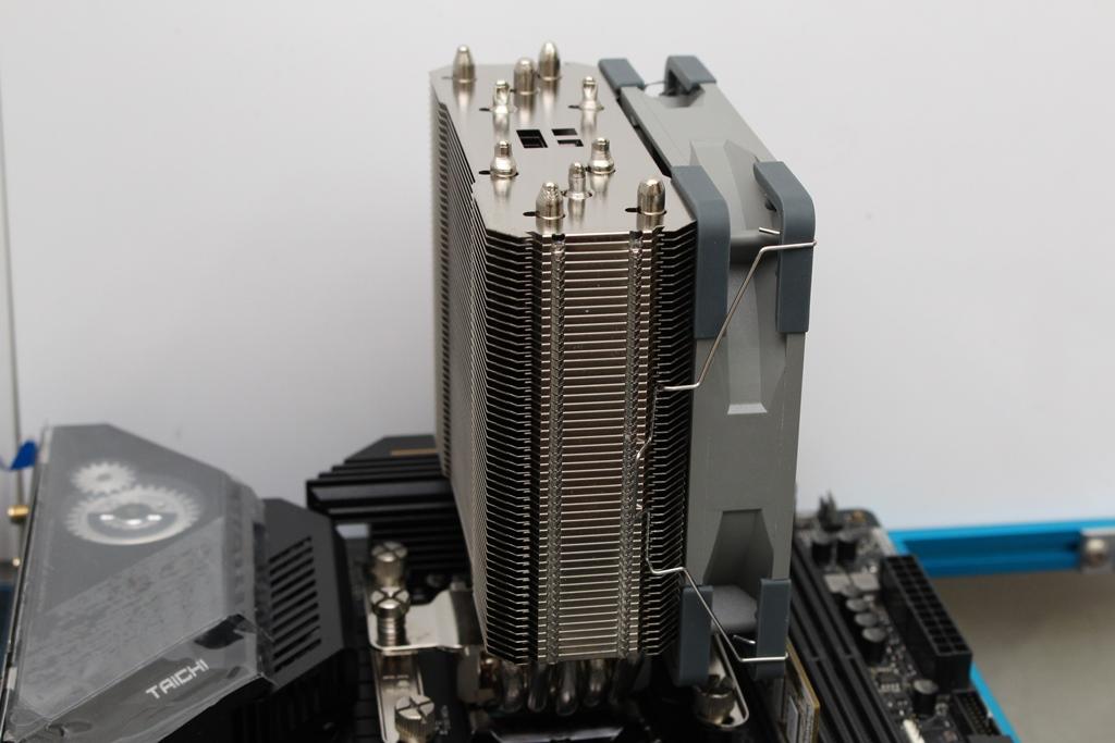 索摩樂Thermalright TR-TA 120 EX塔型散熱器-小塔能耐不容小覷6209