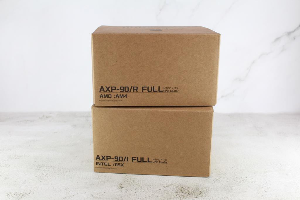 索摩樂Thermalright AXP-90i FULL/AXP-90R FULL下吹式全銅散熱器-ITX...342