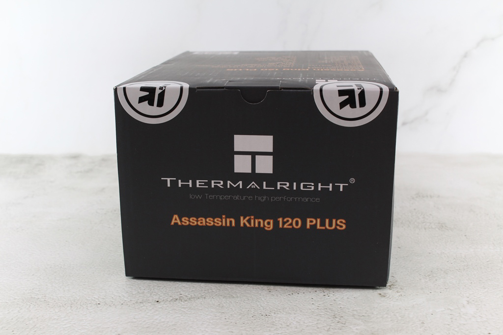 索摩樂Thermalright Assassin King 120 Plus & ARGB塔型散熱器-雙風扇...6823