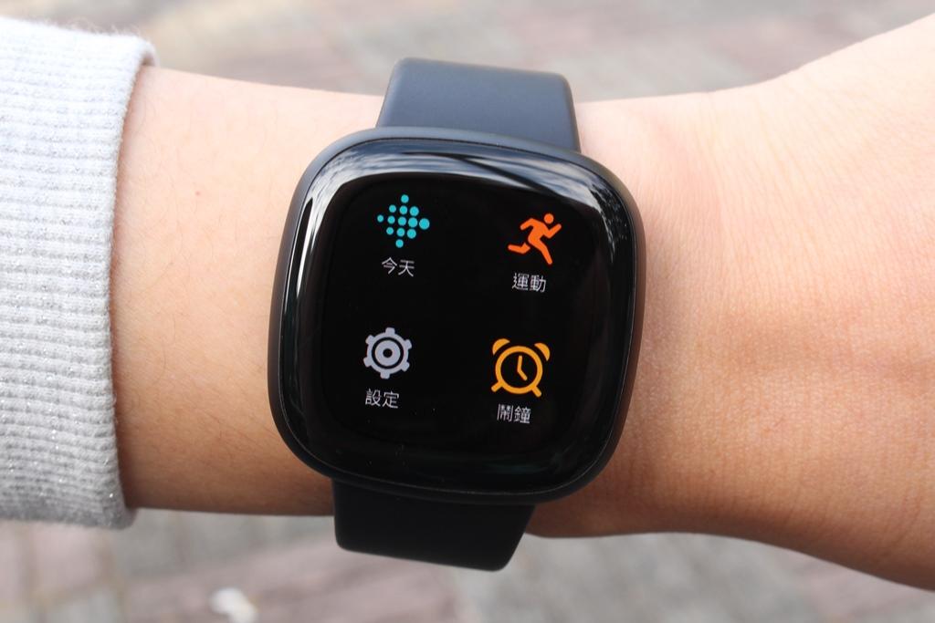 Fitbit Versa 3智慧手錶-內建GPS功能更全面,健康資訊一手掌握312