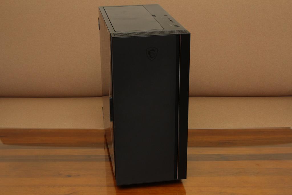 微星msi MPG QUIETUDE 100S鋼化玻璃靜音機殼-靜音、擴充、視覺...8304