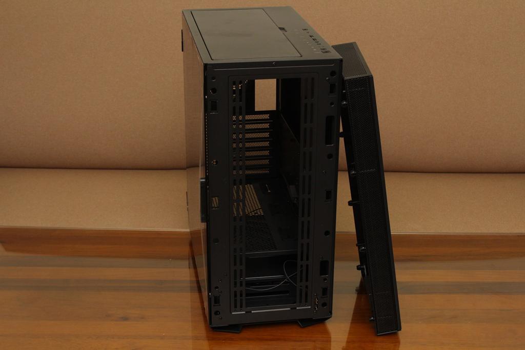 微星msi MPG QUIETUDE 100S鋼化玻璃靜音機殼-靜音、擴充、視覺...5494