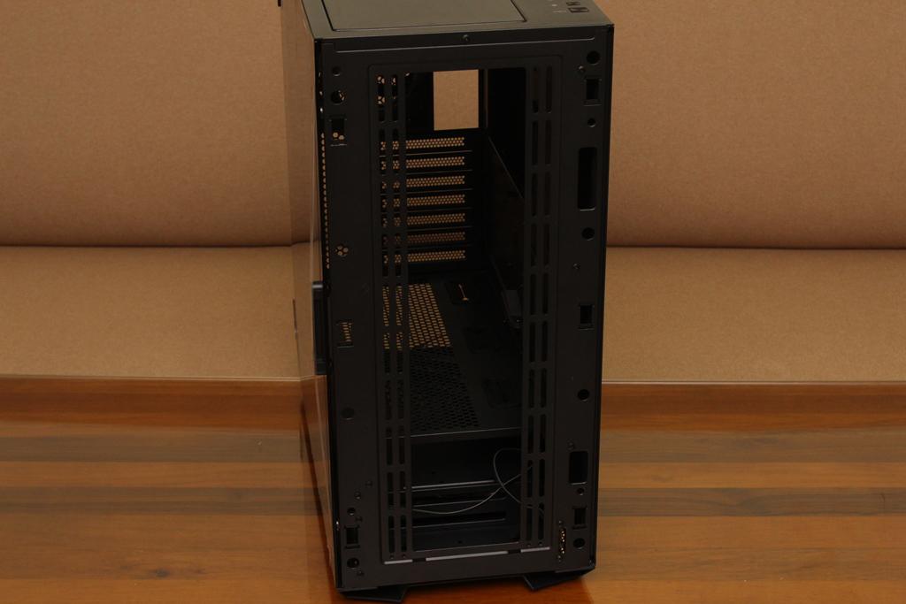 微星msi MPG QUIETUDE 100S鋼化玻璃靜音機殼-靜音、擴充、視覺...4517