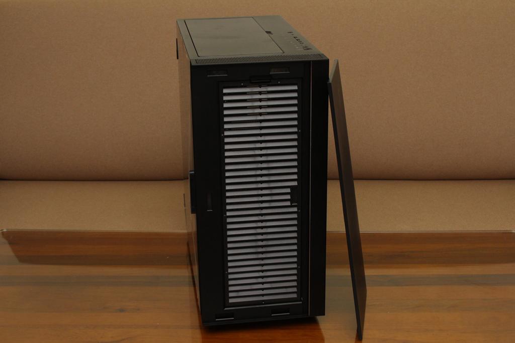 微星msi MPG QUIETUDE 100S鋼化玻璃靜音機殼-靜音、擴充、視覺...3034