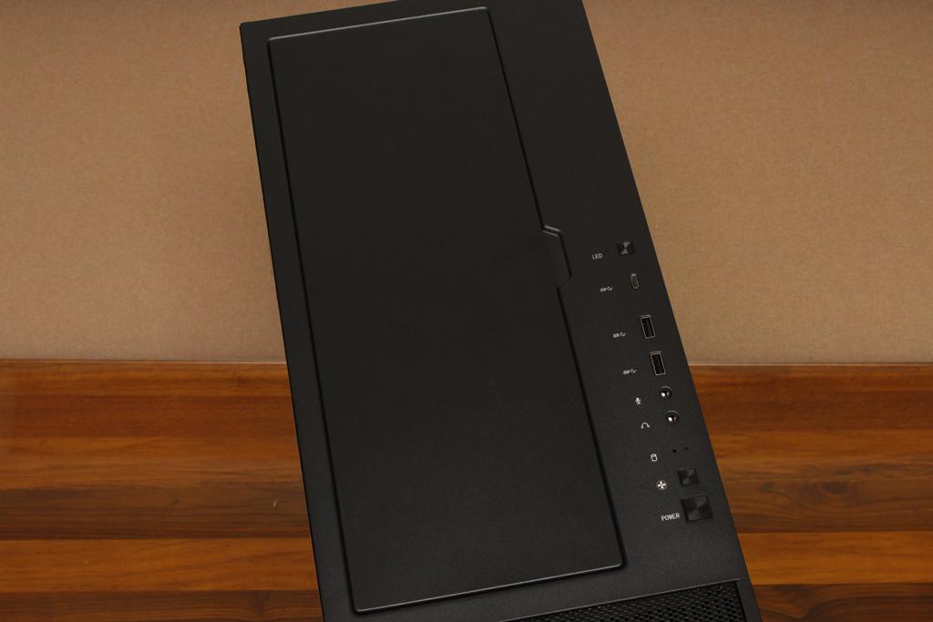 微星msi MPG QUIETUDE 100S鋼化玻璃靜音機殼-靜音、擴充、視覺...4068