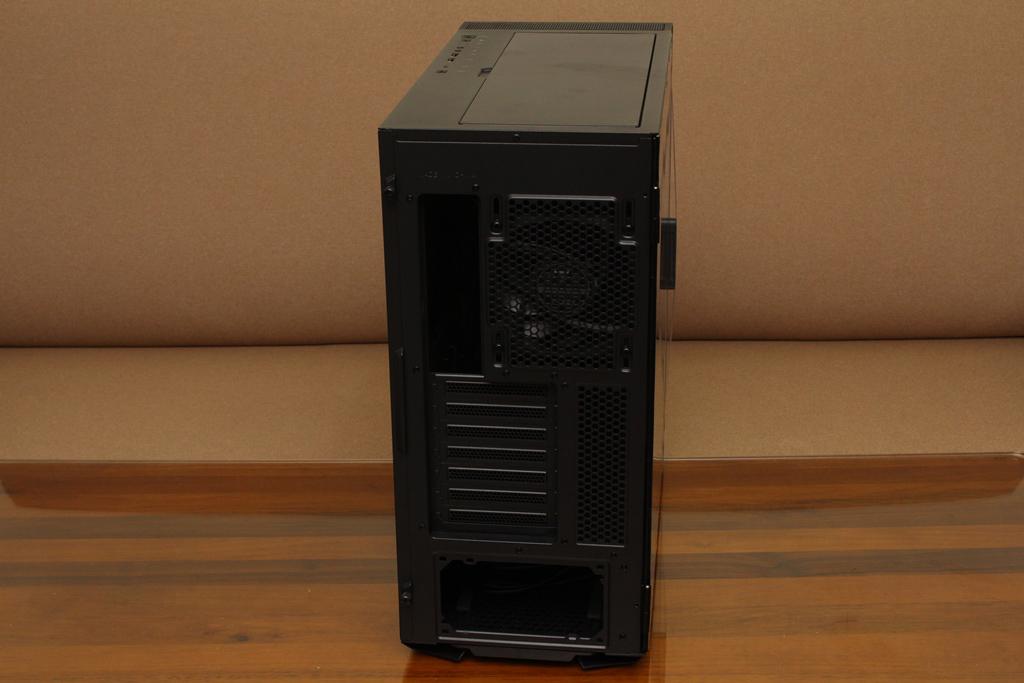 微星msi MPG QUIETUDE 100S鋼化玻璃靜音機殼-靜音、擴充、視覺...973