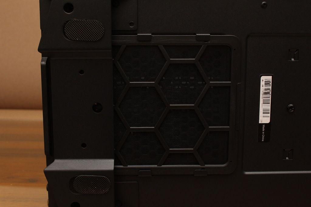 微星msi MPG QUIETUDE 100S鋼化玻璃靜音機殼-靜音、擴充、視覺...7893