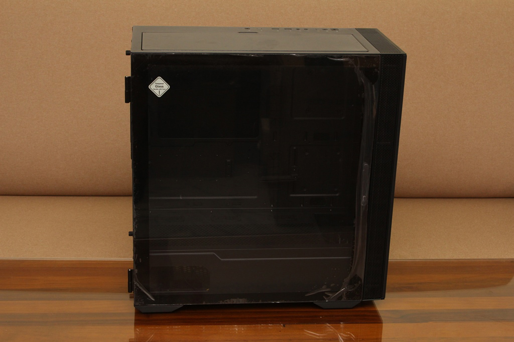 微星msi MPG QUIETUDE 100S鋼化玻璃靜音機殼-靜音、擴充、視覺...6058