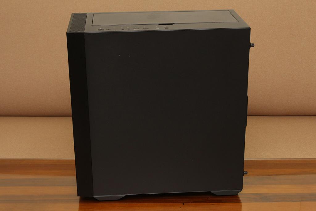 微星msi MPG QUIETUDE 100S鋼化玻璃靜音機殼-靜音、擴充、視覺...4749
