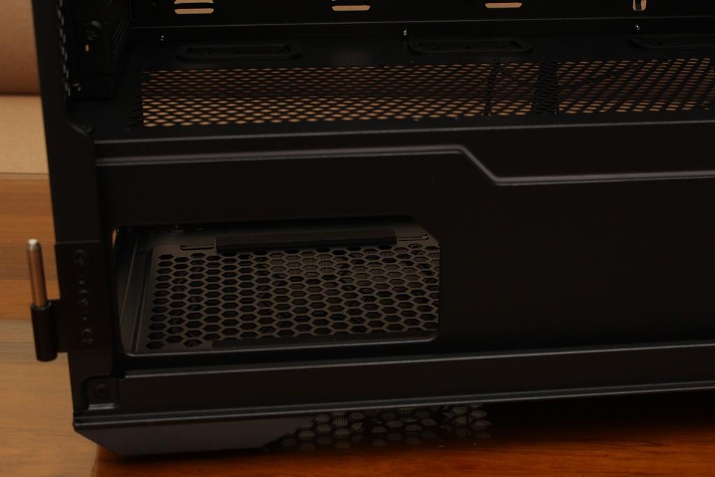 微星msi MPG QUIETUDE 100S鋼化玻璃靜音機殼-靜音、擴充、視覺...7250