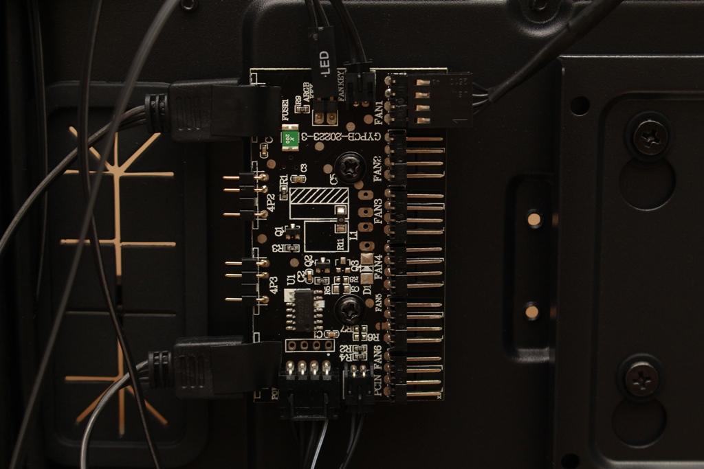 微星msi MPG QUIETUDE 100S鋼化玻璃靜音機殼-靜音、擴充、視覺...291