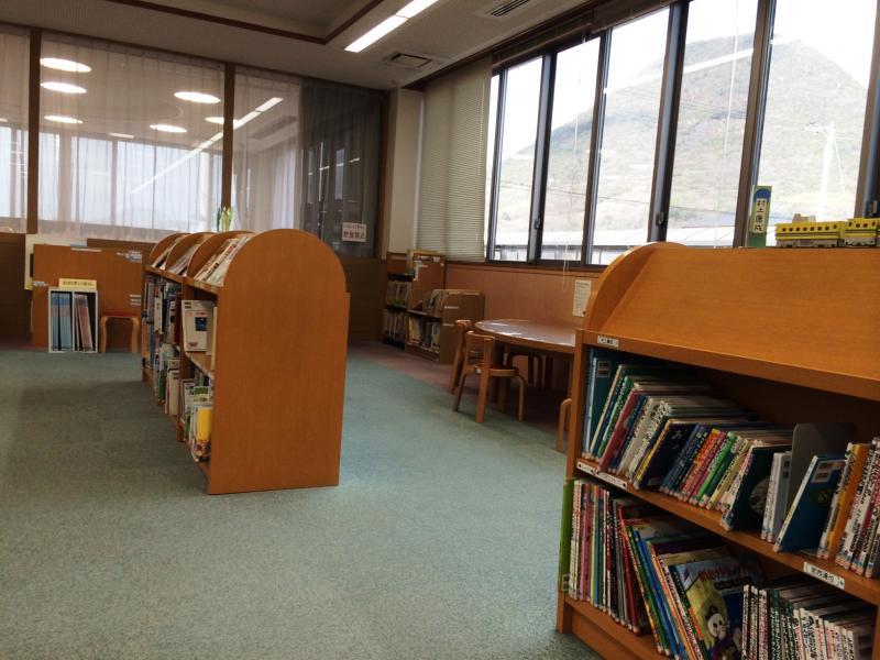 本がいっぱいですね