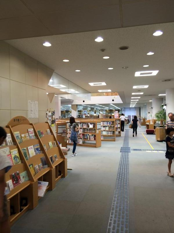 岩国市中央図書館