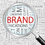 Brand&magnifier