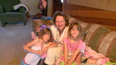 Haylee, Rylee, and Gramee