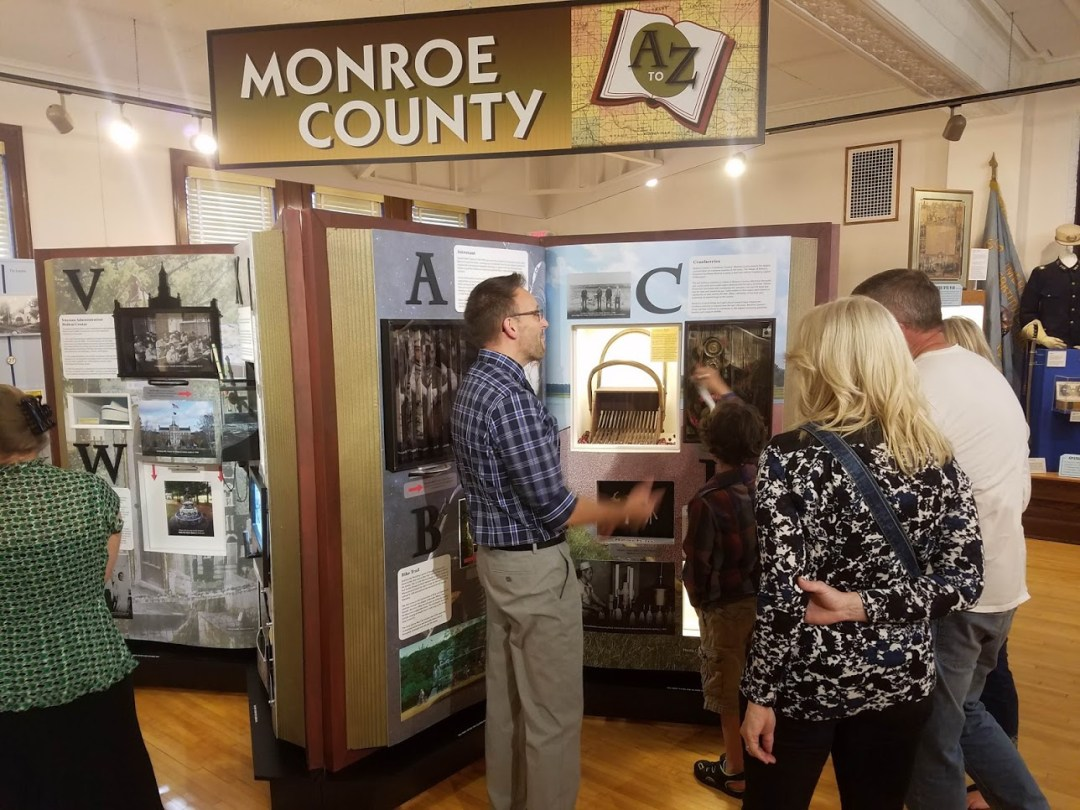 Industrial Design - Monroe Co A-Z Exhibit