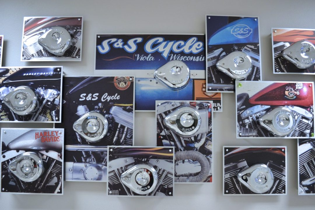 S&S Cycle 25 Year Board