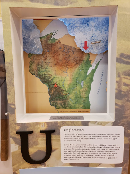 Museum Exhibit - Unglaciated Interactive