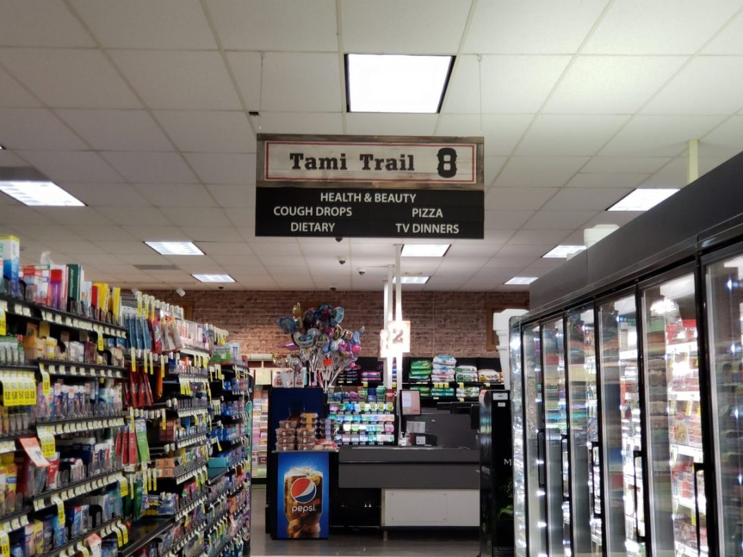 Thorp - Super Valu - Aisle Markers