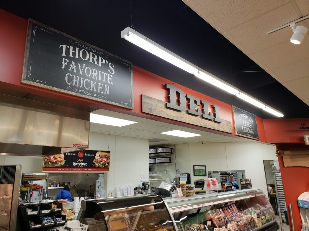 Thorp - Super Valu - Deli