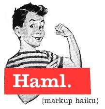 Haml - markup haiku