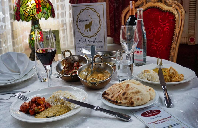 l himalaya restaurant
