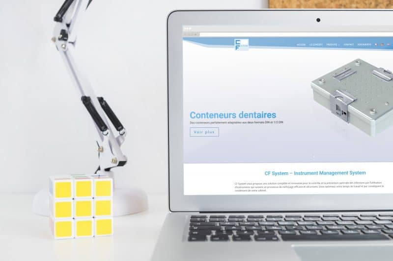 CF System – Produit innovant