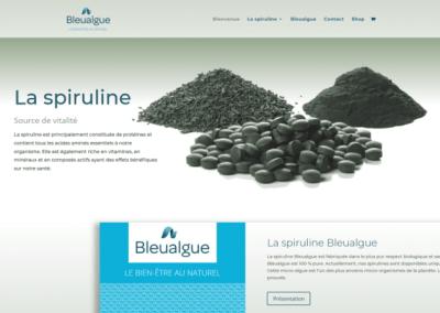 Bleualgue.ch – Corporate
