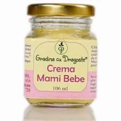 Cremă Naturală pentru Mami și Bebe 100 ml