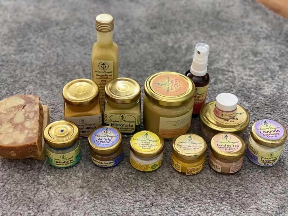 Cosmetice Naturiste