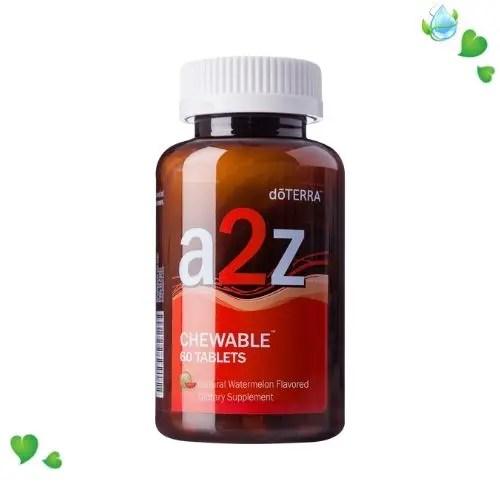 Vitamine A2Z doTerra