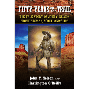 Fifty Years on the Trail Front Cover