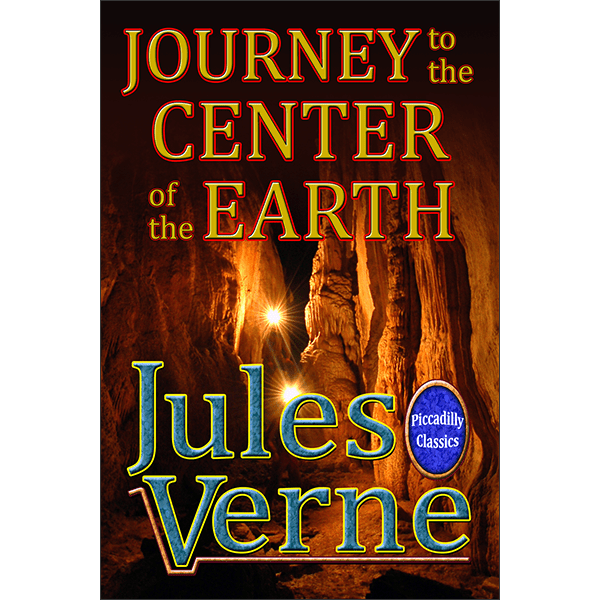 Journey to the Center Earth Front Cover