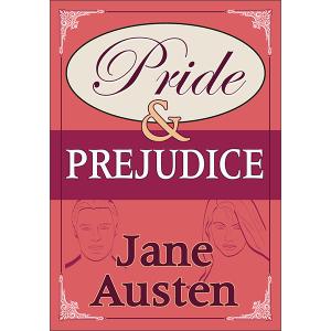 Pride and Prejudice Front Cover