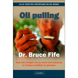 Oil Pulling Therapy Dutch Front cover