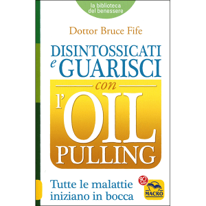 Oil Pulling Therapy Italian front cover