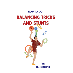 Balancing Tricks and Stunts Front Cover