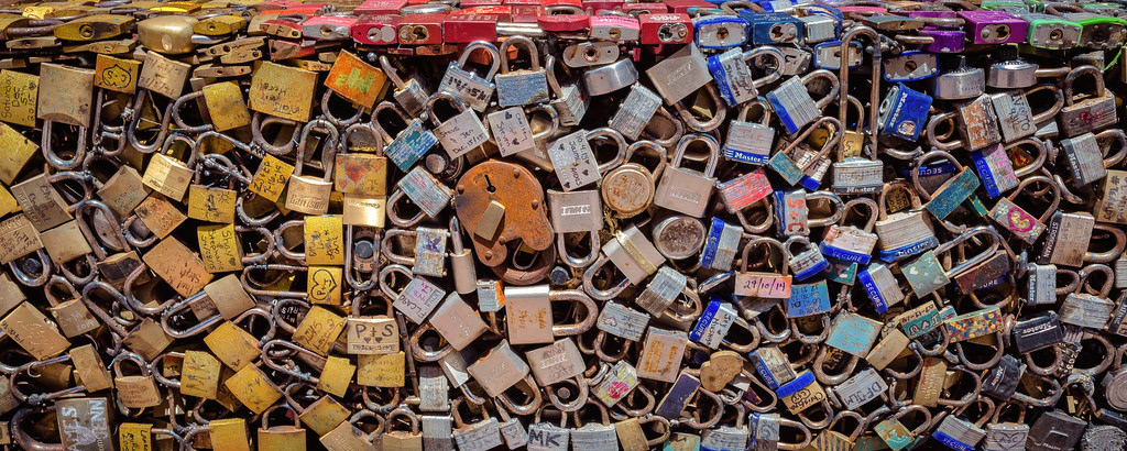 Love Locks Box
