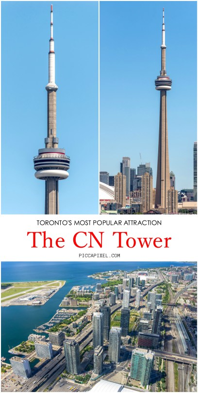 The CN Tower: Toronto's Most Popular Attraction