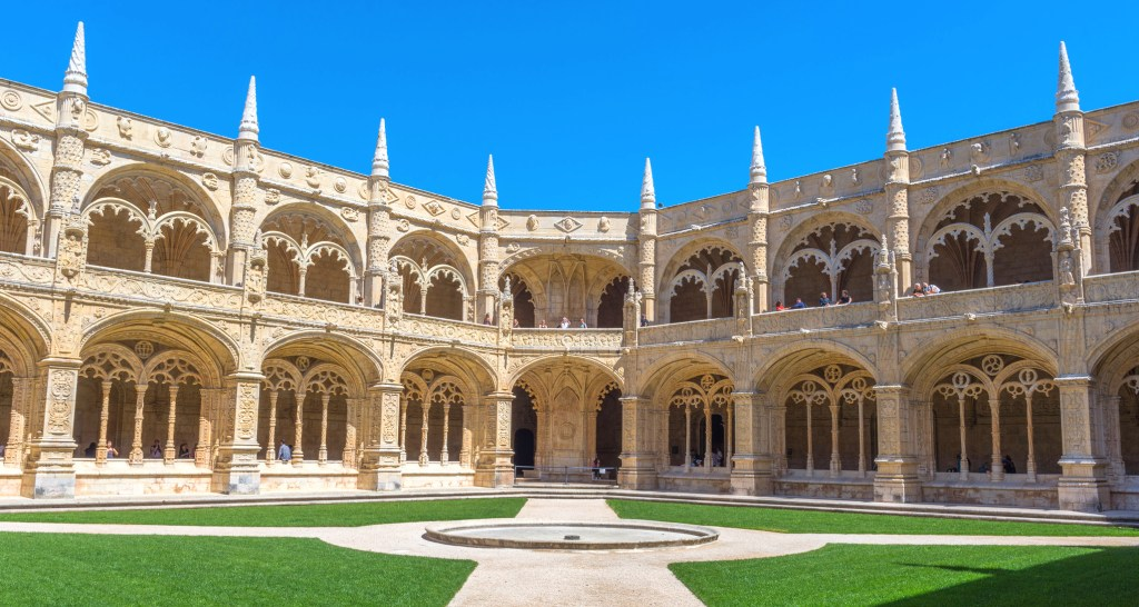 Lisbon Travel Guide: Jeronimos Monastery