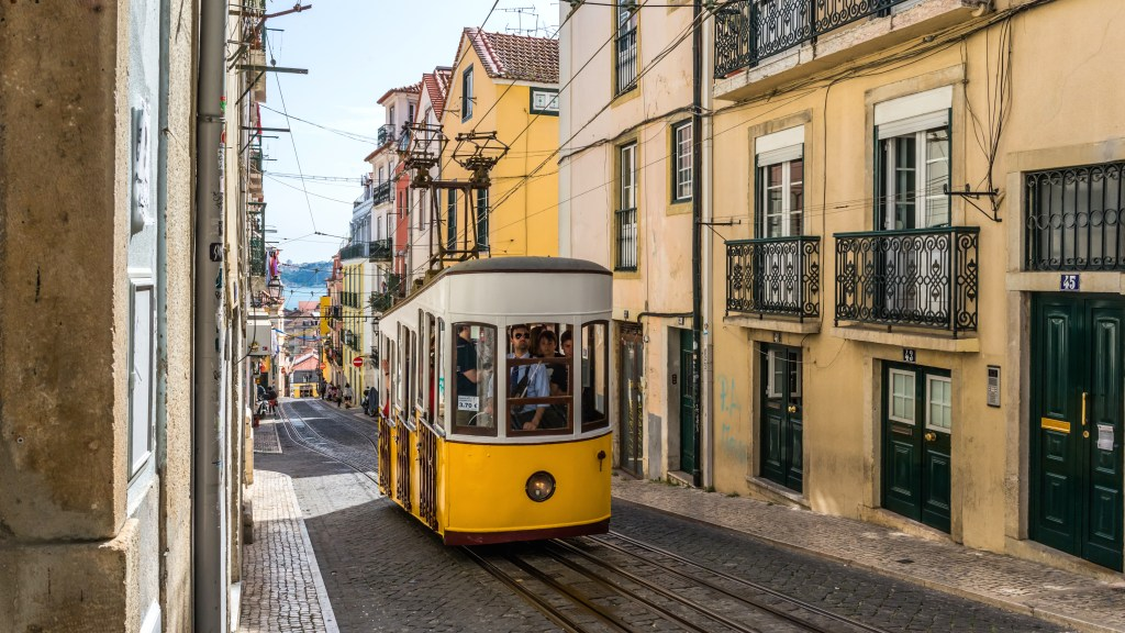 Lisbon Travel Guide Barrio Alto