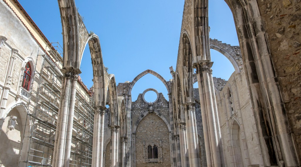 Lisbon Travel Guide Carmo