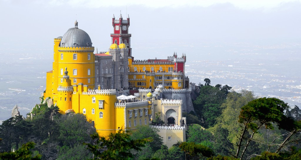 Lisbon Travel Guide Sintra Day Trip