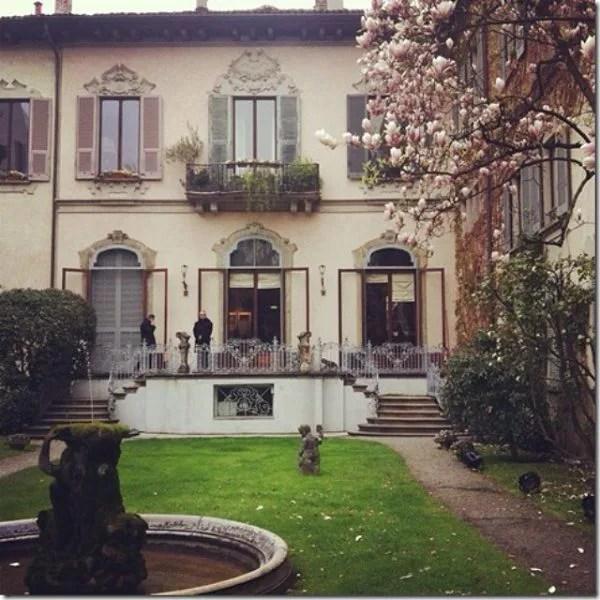 Giardini segreti a Milano