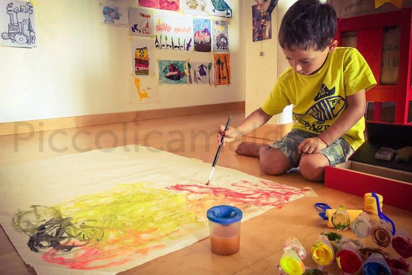 Usare l'arte per imparare le lingue