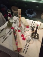 Valentines tables