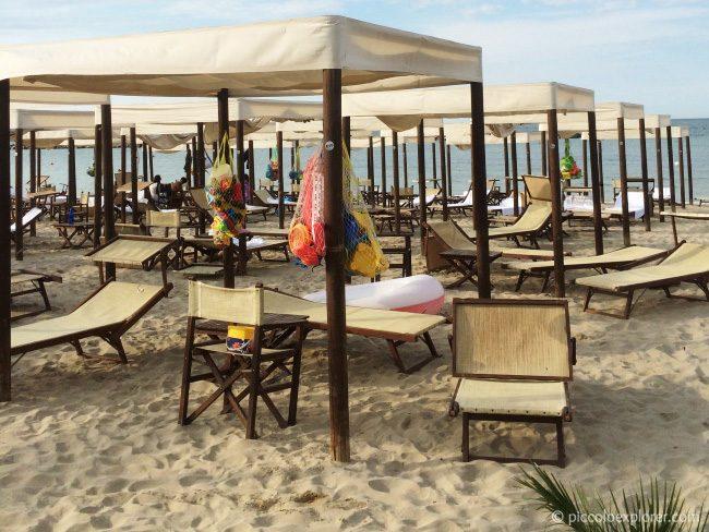 Arzilla Beach Village Fano