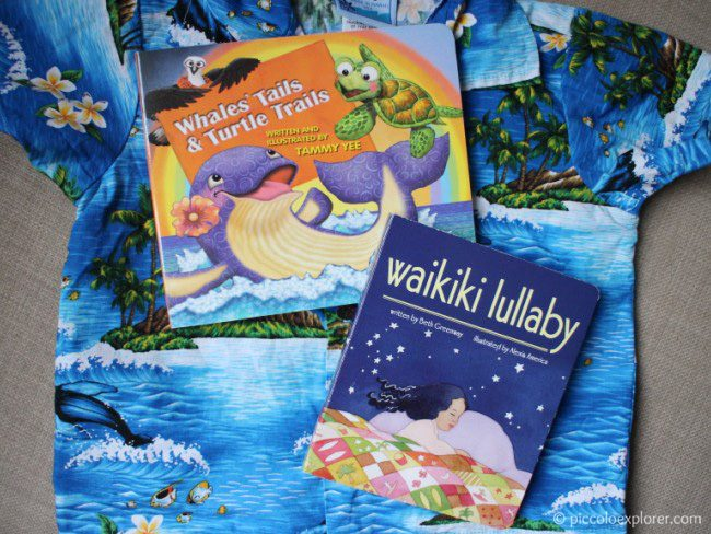 Toddler Books by Hawaiian Authors